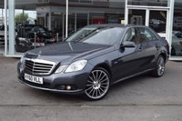 USED 2010 60 MERCEDES-BENZ E CLASS 2.1 E200 CDI BLUEEFFICIENCY SE 4d 136 BHP