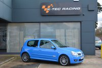 2005 RENAULT CLIO 2.0 RENAULTSPORT 182 CUP 16V 3d 182 BHP £4495.00