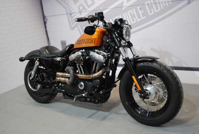 2014 64 HARLEY-DAVIDSON SPORTSTER 1202cc XL 1200 X FORTY EIGHT 15