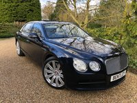 USED 2014 14 BENTLEY FLYING SPUR 4.0 V8 4d AUTO 500 BHP
