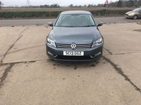 2013 VOLKSWAGEN PASSAT 1.6 S TDI BLUEMOTION TECHNOLOGY 4d 104 BHP £6995.00