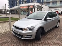 2013 VOLKSWAGEN GOLF 1.4 SE TSI BLUEMOTION TECHNOLOGY DSG 5d AUTO 120 BHP £SOLD
