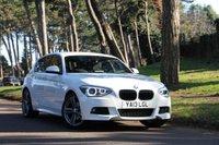 2013 BMW 1 SERIES 1.6 118I M SPORT 5d 168 BHP £SOLD