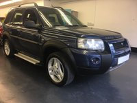 USED 2005 LAND ROVER FREELANDER 2.0 TD4 HSE STATION WAGON 5d 110 BHP ONLY 2 PREVIOUS KEEPERS