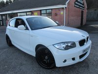 2010 BMW 1 SERIES 116D M SPORT 3dr £6490.00