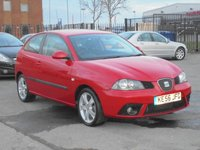 2006 SEAT IBIZA 1.4 DAB SPECIAL EDITION 16V 3d 99 BHP £SOLD
