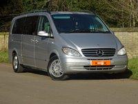 2004 MERCEDES-BENZ VIANO 2.1 CDI EXTRA LONG AMBIENTE 5dr AUTO  £2950.00
