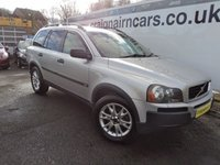2004 VOLVO XC90 2.9 T6 SE 5d AUTO 269 BHP £4995.00