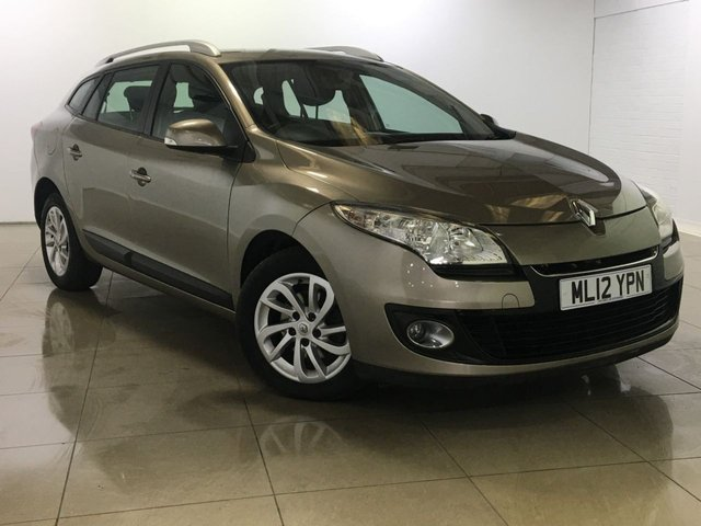 View our 2012 12 RENAULT MEGANE 1.5 EXPRESSION PLUS DCI EDC 5d 110 BHP