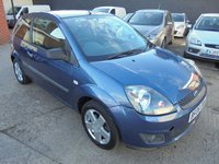 USED 2006 06 FORD FIESTA 1.2 ZETEC CLIMATE 16V 3d 78 BHP