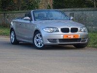 2008 BMW 1 SERIES 2.0 118I SE 2dr  £3750.00