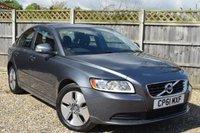 2011 VOLVO S40 1.6 DRIVE ES S/S 4d 113 BHP £4999.00