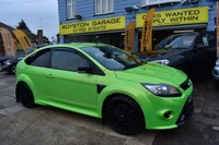 USED 2009 09 FORD FOCUS 2.5 RS 3d 380 BHP LOADS OF MODIFICATIONS ,  IMMACULATE THROUGHOUT  THE CAR FINANCE SPECIALIST