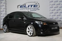 USED 2011 11 FORD FOCUS 2.5 ST-3 5d 223 BHP FULL EXHAUST WITH SPORT CAT/ ZUNSPORT FRONT GRILL/ COBRA SPORTS SUSPENSION/ FULL SERVICE HISTORY