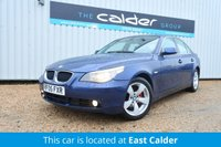 USED 2005 05 BMW 5 SERIES 2.5 525I SE 4d 215 BHP