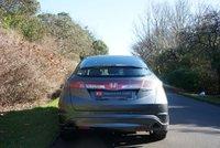 USED 2009 59 HONDA CIVIC 1.8 I-VTEC EX GT 5d AUTO 138 BHP
