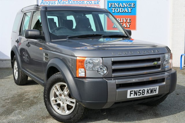 2008 58 LAND ROVER DISCOVERY 3 TDV6 GS 5d Serviced, New MOT, Cambelt Changed