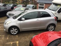 USED 2006 06 TOYOTA YARIS 1.3 T SPIRIT VVT-I 3d AUTOMATIC 86 BHP IN SILVER WITH ONLY 60000 MILES. APPROVED CARS ARE PLEASED TO OFFER THIS  TOYOTA YARIS 1.3 T SPIRIT VVT-I 3 DOOR AUTOMATIC 86 BHP IN SILVER WITH ONLY 60000 MILES FROM NEW WITH A DOCUMENTED SERVICE HISTORY AND A GREAT SPEC INCLUDING POWER STEERING,ELECTRIC WINDOWS,CENTRAL LOCKING,KEYLESS STARTING AMD MUCH MORE IN GREAT CONDITION AN IDEAL SMALL FULLY AUTOMATIC CAR.