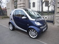 2006 SMART FORTWO 0.7 PASSION SOFTOUCH 2d 61 BHP £2295.00