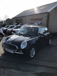 2002 MINI HATCH ONE 1.6 ONE 3d 89 BHP £1995.00