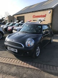 2007 MINI HATCH ONE 1.4 ONE 3d 94 BHP £2895.00
