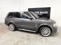 USED 2006 06 LAND ROVER RANGE ROVER 2.9 TD6 VOGUE 5d AUTO 175 BHP