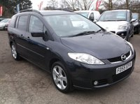 USED 2006 55 MAZDA MAZDA 5 2.0 SPORT 5d 145 BHP 7 SEATER, GREAT SPEC, EXCELLENT SERVICE HISTORY, DRIVES SUPERBLY