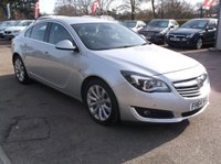 USED 2015 64 VAUXHALL INSIGNIA 2.0 ELITE CDTI ECOFLEX S/S 5d 160 BHP ***Stunning example - High specification - Drives superbly***