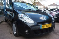 USED 2010 60 RENAULT CLIO 1.2 EXTREME 3dr 74 BHP ZERO DEPOSIT FINANCE AVAILABLE