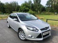 2011 FORD FOCUS 1.6 TITANIUM 5d 124 BHP £5990.00