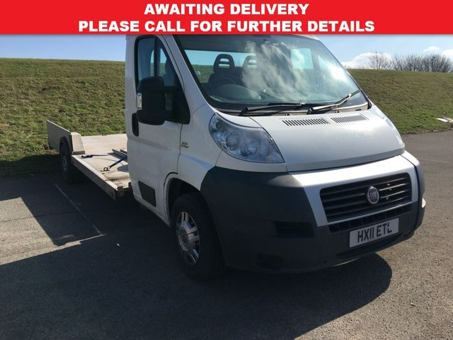 View our 2011 11 FIAT DUCATO 2.3 33 SWB 120 MJ 1d 120 BHP