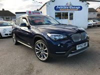 USED 2014 63 BMW X1 2.0 XDRIVE20D XLINE 5d 181 BHP One Owner, Full BMW History, Over £2500 optional extras