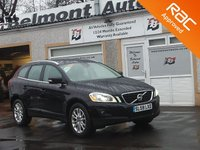 USED 2009 59 VOLVO XC60 2.4 D DRIVE SE LUX 5d 175 BHP 7 Service stamps , Full leather interior , Heated Seats