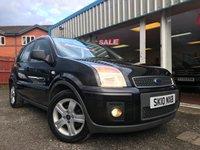 2010 FORD FUSION 1.6 ZETEC 5d AUTO 100 BHP £4695.00