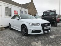 2014 AUDI A3 S Line Quattro 2.0 TDI S Tronic 3dr ( 184 bhp ) £SOLD
