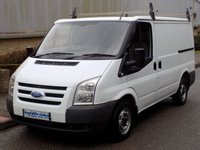 2010 FORD TRANSIT 2.2 FWD 280 SWB LOW ROOF 85 BHP £4995.00