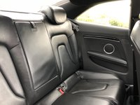 USED 2012 62 AUDI A5 2.0 TDI S LINE BLACK EDITION 2d 177 BHP LEATHER, PARK ASSIST, BLUETOOTH