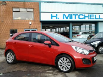 View our KIA RIO