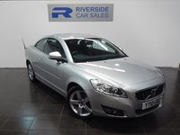 USED 2010 10 VOLVO C70 2.0 D3 SE LUX GEARTRONIC 2d AUTO 150 BHP