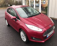 USED 2014 14 FORD FIESTA 1.0 TITANIUM ECOBOOST (100PS) THIS VEHICLE IS AT SITE 1 - TO VIEW CALL US ON 01903 892224
