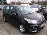 USED 2009 59 CITROEN C3 PICASSO 1.6 PICASSO VTR PLUS HDI 5d 90 BHP ****Great Value economical reliable family car with excellent service history, drives superbly****