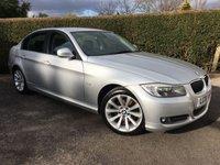 2010 BMW 3 SERIES 2.0 318D SE BUSINESS EDITION 4d 141 BHP, MASSIVE SPECIFICATION, SAT-NAV £7899.00