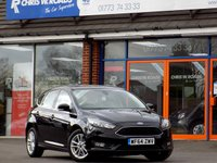 USED 2015 64 FORD FOCUS 1.6 TDCi ZETEC  5dr * New Model * *ONLY 9.9% APR*