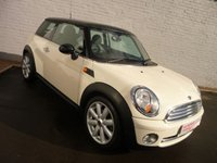 USED 2010 10 MINI HATCH COOPER 1.6 COOPER