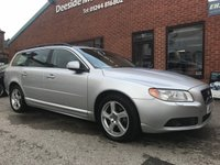 USED 2011 11 VOLVO V70 2.0 D3 SE 5d AUTO 161 BHP Full leather upholstery, Heated front seats,  Bluetooth,  Family pack (rear booster seats),  Remotely operated tailgate,  Rear parking sensors