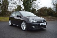 2012 VOLKSWAGEN GOLF 1.6 CR TDI BLUEMOTION 5d 103 BHP  FACTORY BODYKIT £6995.00
