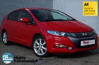 USED 2009 09 HONDA INSIGHT 1.3 IMA ES 5d 100 BHP HEATED SEATS + HONDA HISTORY