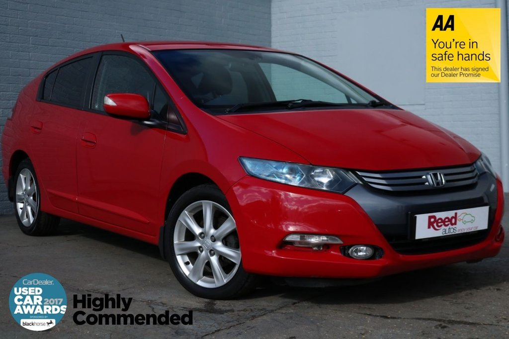 2009 09 HONDA INSIGHT 1.3 IMA ES 5d 100 BHP