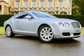 2006 BENTLEY CONTINENTAL 6.0 GT 2d AUTO 550 BHP £24490.00