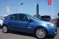 USED 2011 11 RENAULT CLIO 1.6 DYNAMIQUE TOMTOM VVT 5d AUTO 111 BHP
